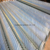 Tubo de taladro del acero inoxidable de 4 pulgadas 2 3/8 pantalla de la ranura del puente de las guarniciones