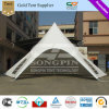 Hot Sale Outdoor Party Event Star Shape Garden Sauna Tent