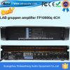 専門のデジタルアンプのタイプおよび4つのチャネルの管Amplifier Fp10000q