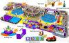 Matériel d'intérieur orienté de cour de jeu de l'espace d'enfants d'amusement d'acclamation