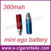 2012 Miniego-Batterie 350mAh E-Zigarette