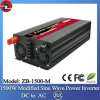 1500W 24V gelijkstroom aan 110/220V AC Modified Sine Wave Power Inverter