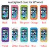 De waterdichte Schokbestendige Dirtproof Doos van het Geval Snowproof voor iPhone 6