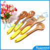 Bamboo Kitchen Tools 5 Utensils Spoon Spatula