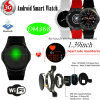3G WiFi intelligentes Bluetooth Uhr-Telefon mit Puls-Monitor