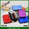 Mini porte-cartes en aluminium coloré du nom d'entreprise 2015