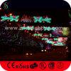 Luzes ao ar livre do motivo do Natal do diodo emissor de luz para a decoração da rua