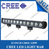120W Straight LED Light Bar voor Trucks en van Road