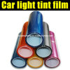 Car nero Headlight Film per Color Change 0.3m*10m