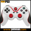 6 asse Double Shock Wireless Bluetooth Game Joystick Controller per SONY PS3