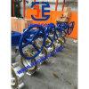 Bolacha válvula de borboleta de Wcb pneumático do talão de API/DIN/JIS/aço inoxidável
