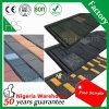 Tuile de toiture enduite en métal de pierre d'aperçu gratuit de fabrication de Guangzhou