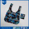 Gepersonaliseerde Digitale Afgedrukte Polyester die Dame Tote Bags vouwen