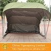 Tigerspringからの屋外の自動折る車のおおいの小型テント