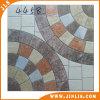 Hölzerne Blick-voll polierte glasig-glänzende Fußboden-Porzellan-Fliese für Badezimmer