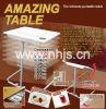 طاولة مدهشة ([جس-تف-01])