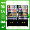 Grands Snack et Drink Vending Machine avec Coin Acceptor