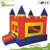 Château plein d'entrain gonflable de jouets gonflables avec s'élever