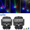 Cabeças do RGB 9 que movem o laser principal da mágica