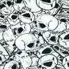 Пленка Dz-Sk12280 печатание черепа гидро