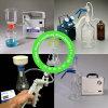 Vakuumfilter mit der Filter-Membrane für die Sterilisierung der Injectale Steroid-Flüssigkeit