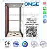 Elevatore piccolo con l'asta cilindrica di vetro