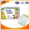 Couche-culotte remplaçable de bébé de qualité pour le marché de l'Amérique du Sud