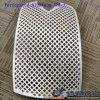 Het geperforeerde die Blad van het Aluminium voor Gordijngevel wordt gebruikt