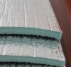 Prueba de calor Papel de aluminio de aislamiento de espuma de EPE