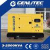 50kw Diesel van Cummins van het Type van 62.5kVA Stille Generator