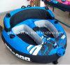 큰 1-2 사람 Towable 관 팽창식 부유물 수중 스포츠 배 뗏목 배관 스키