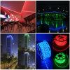 Luz da árvore de Natal da fantasia da decoração da tira do diodo emissor de luz de Indoor&Outdoor RGB