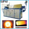 Middelgrote het Verwarmen van het Smeedstuk van de Inductie van de Frequentie IGBT Oven voor het Staal van de Staaf