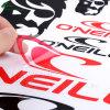 Custom Printing Self Adhesive Vinyl PVC / Paper Adesivos de etiquetas transparentes (KG-PT003)