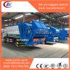 4X2 LHD 작은 쓰레기 트럭 Dongfeng 포좌