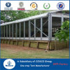 Tenda libera di alluminio della portata