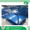 Faltbarer Stahllogistik-Rahmen für Lager mit Cer durch Forkfit