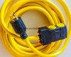 3Pin PVCメス型コネクタが付いているULの承認NEMA 5-15pの電源コード3 Pin ULの延長コードのプラグ