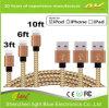 Nylon кабель USB крышки для iPhone