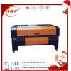 De cellulose de l'acétate PVC/ABS en bois machine de découpage de laser de CO2 en métal non