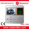 Comparecimento e controle de acesso do tempo do linux da impressão digital com cartão de RFID (M-F211)
