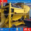 Mobile Goldtrommel-waschende Pflanze/mobiler Trommel-Hochleistungsbildschirm 100t/H