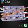 O diodo emissor de luz 3 de Ws2811 Ws2801 Ucs2903 DMX512 CI ilumina o módulo de controle Full-Color do ponto 5050