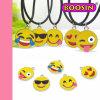 Tutta la fronte di taglio di Emoji può essere personalizzata! ! ! Top Handmade Sale Emoji Charm Necklace per Wholesale