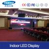 Exhibición de LED de interior P4 de SMD HD