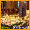 표시 건물 모형 제작자 또는 건물 모형 또는 건축 모형, 주거 모형 또는 집 모형의 중앙 천국 및 지구 또는 건물 모형 /All 상업적인 종류