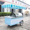 Chariot de crème glacée glacée de système de refroidissement/chariots aérés /Ice-Cream-Trolley