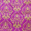 Papier peint brillant de scintillement pour le matériau de décoration de KTV (JSL161-014)