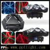 3*3 zona 9PCS 10W Spider Moving Head LED Effect Light