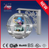 Festa Wall Lamp Top Lace e LED Light Decorations